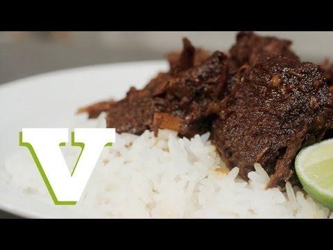 How To Make Beef Rendang: Asian Bites
