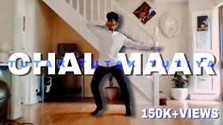 CHAL MAAR Ahinth Dance | Tutak Tutak Tutiya | Prabhu Deva | Tamannaah | @ Jeya Raveendran