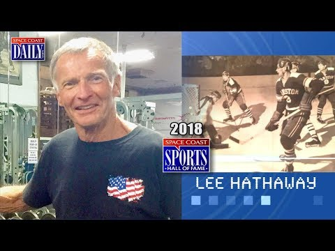 Lee Hathaway: 2018 Space Coast Sports Hall of Fame