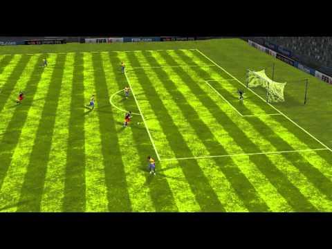 FIFA 14 Android - Gol de tijera- Fifa Ultimate Team