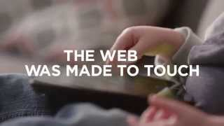 Explore the World Through Touch