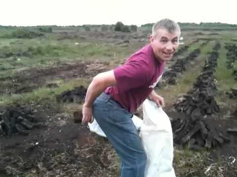 Bagging The Turf