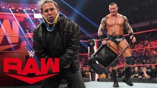 Randy Orton attacks Matt Hardy after apology to Edge: Raw, Feb. 17, 2020