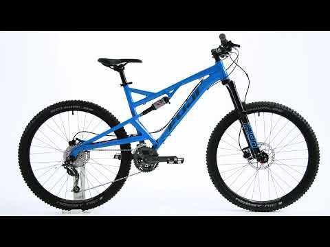 Fuji Reveal 27.5 Mountain Bike Product Video by Performance Bicycle