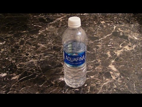 How To Do The Water Bottle Flip