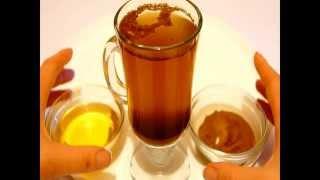 Honey and Cinnamon Drink