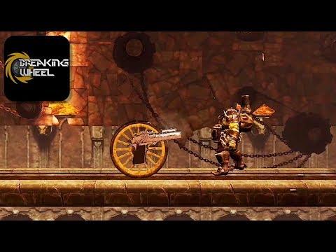 Breaking Wheel - Gameplay Trailer (iOS)
