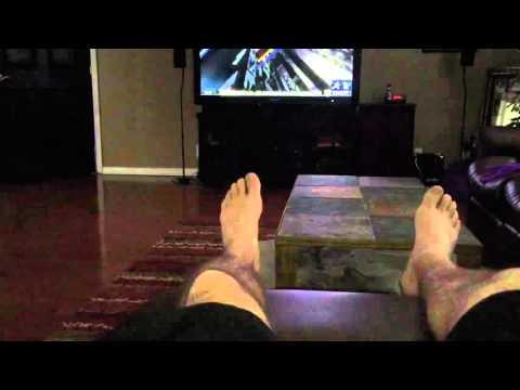 Left Leg Tremors