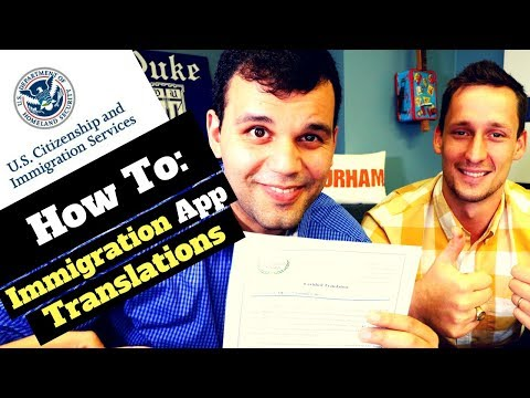 3 USCIS Certified Translation Tips: A good certified legal translation is a crucial immigration tool