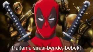 Deadpool - Parlama Sırası Bende, Bebek!