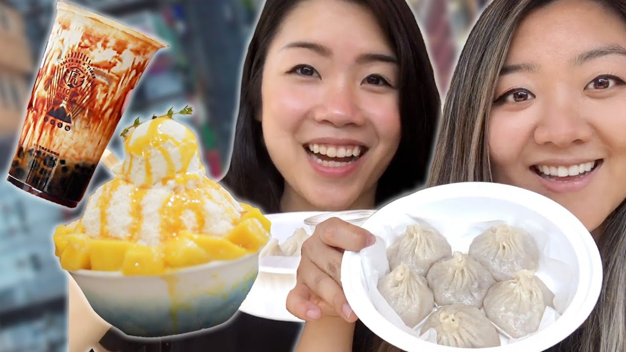 Must-Try Asian Foods In Flushing, Queens In New York City