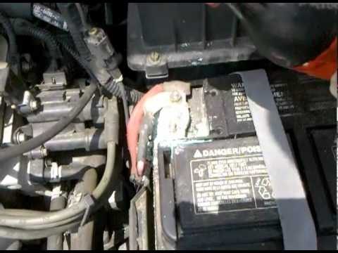 Battery Corrosion and Coke
