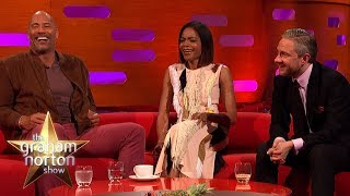 Martin Freeman Is Terrified of Avocados   The Graham Norton Show