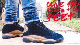 outlet store 9767c fe93e Jordan Retro 13  OLIVE  Sneaker Review + On Foot • WHY IS THE SUEDE SO  ASHY !
