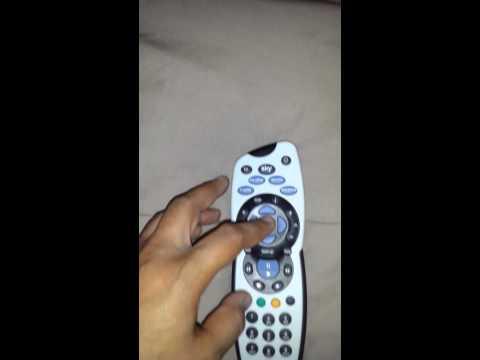 sky remote to Samsung tv