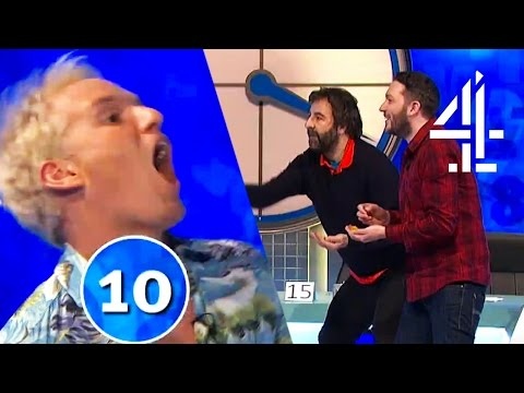 Jon, Jamie & David REALLY Beat A Crazy World Record! | 8 Out Of 10 Cats Does Countdown