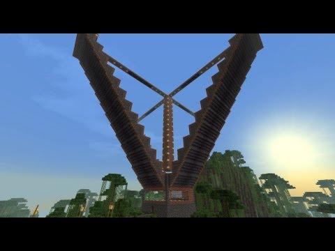 Minecraft - HUGE Cocoa Bean Farm!