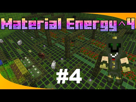 Welcome to the Biodome! - Material Energy HC 4