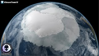 Satellite Detects MASSIVE Object Under Antarctica 12/27/16