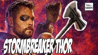 Infinity War Ending Explained | Stormbreaker Thor Breakdown