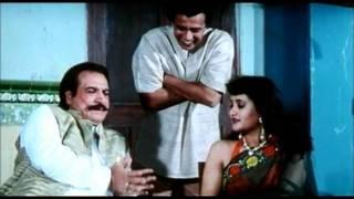 """Mithun betrays Kadar Khan in """"Jallaad"""""""