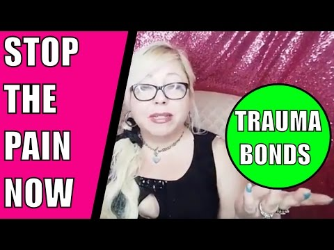Toxic Love Addict?  Breaking Trauma Bonds to Heal Yourself & Let Go of the Narcissist