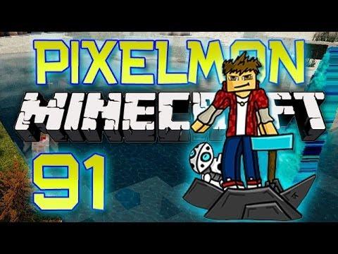 Minecraft: Pixelmon Let's Play w/Mitch! Ep. 91 - HOW TO FIND LEGENDARY POKEMON! (Pokemon Mod)