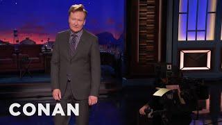 A Cameraman Gets Too Close To Conan  - CONAN on TBS