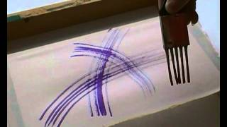 Silk Painting With Fiona Stolze - Techniques With Special Effects Brush