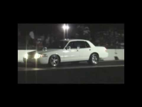 Supercharged 5.4 Crown Vic
