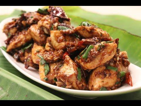 Fiery Pepper Chicken | Sanjeev Kapoor Khazana