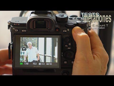 Sony a7R III + Tamron SP 150 600mm Lens - Continuous AF and Eye AF Test 4K