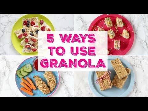 5 Surprising Ways To Use Granola | Ad