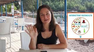 2 AYDA 8 KİLO VERDİM / Intermittent Fasting (IF Diyeti) - Aralıklı Oruç / Sağlıklı Yaşam