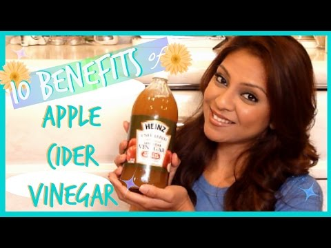 10 Uses for Apple Cider Vinegar │Clear Skin, Long Hair, Weight Loss, Detox, Allergies,  & More!