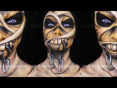 Πως να γίνεις σαν τον Eddie των Iron Maiden για το Halloween
