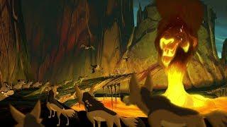 Download Lion Guard: Army of Scar BATTLE! | Kion's Roar of the Elders | The Scorpion's Sting HD Clip Video