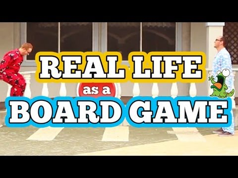 Real Life as a Board Game