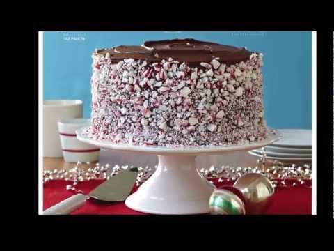Chocolate Peppermint Layer Cake | Behind the Scenes at a Dash Cover Shoot