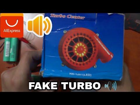 Fake Turbo blow off Sound Simulator for non tubo cars