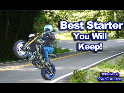 Best Starter Motorcycle 2016 You Will Keep | MotoVlog