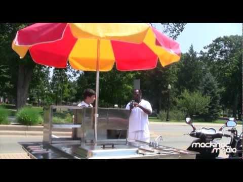 City Shuts Down Teen's Hot Dog Vendor Cart!