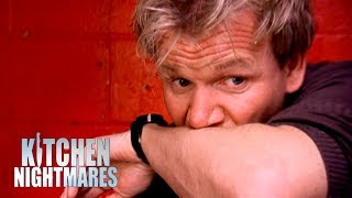 Is This The Most Disgusting Restaurant in Kitchen Nightmares History? | Kitchen Nightmares