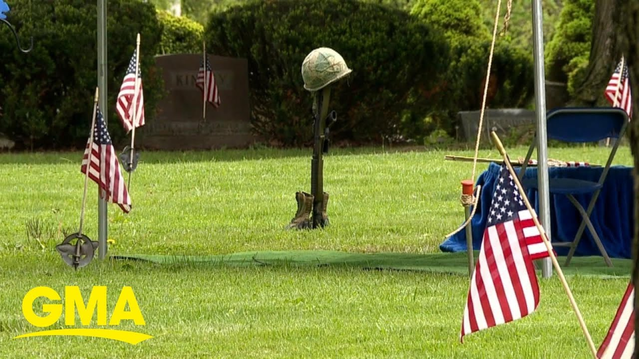 Remembering our veterans on Memorial Day l GMA