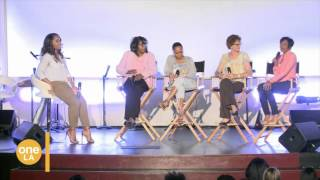 """#heart Chats: """"woman To Woman"""" - Sarah Jakes Roberts"""