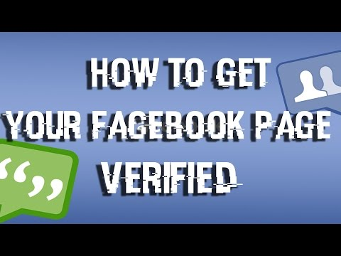 Steps to verify your Facebook page badge and how to get a blue celebrity check mark