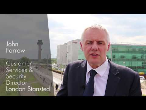 Changes to overnight access at London Stansted Airport