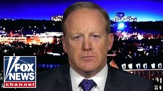 Spicer on White House shakeups, CNN's feud with Trump