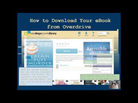How to borrow an eBook for your Nook