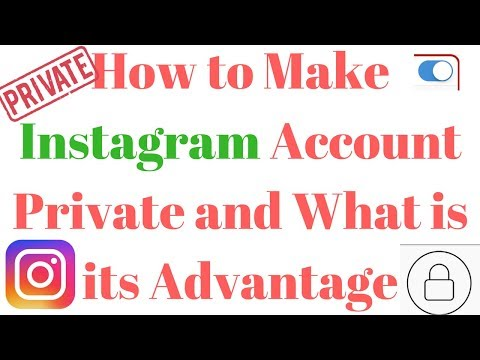 How to Make Instagram Account Private   How it Works